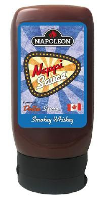 Dollie Sauce NAPPI - Smokey Whiskey - 300ml - Napoleon Special
