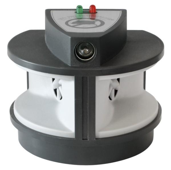 DUO PRO - Ungeziefervertreiber Breitband - mit Ultraschall gegen Wühltiere und Insekten