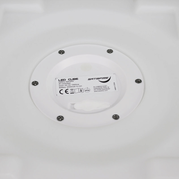 COLOR CUBE BR-IP - Ersatz-LED Modul mit Akku für Würfel 30+40+50cm