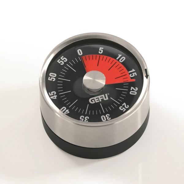 Küchentimer Kurzzeitmesser OPTICO - 60min - magnetisch - Batterielos/mechanisch