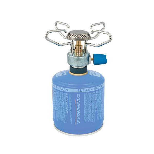Campingaz Kocher Bleuet Micro Plus - für Ventilkartuschen - 1,23kW - nur 180g