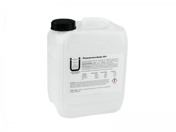 Brandschutzmittel zum Sprühen 5 Liter - nach DIN4102/B1 - für saugende Materialien