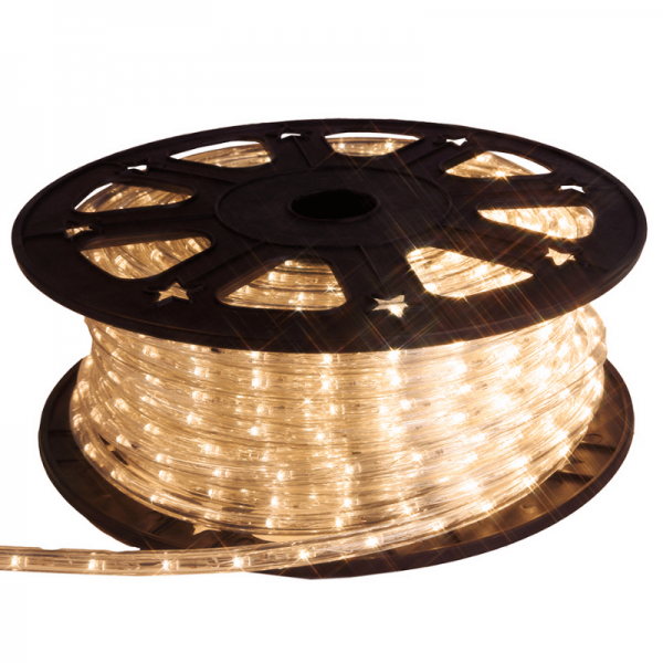 Lichtschlauch ROPELIGHT LED | Outdoor | 1620 LED | 45,00m | Warmweiß