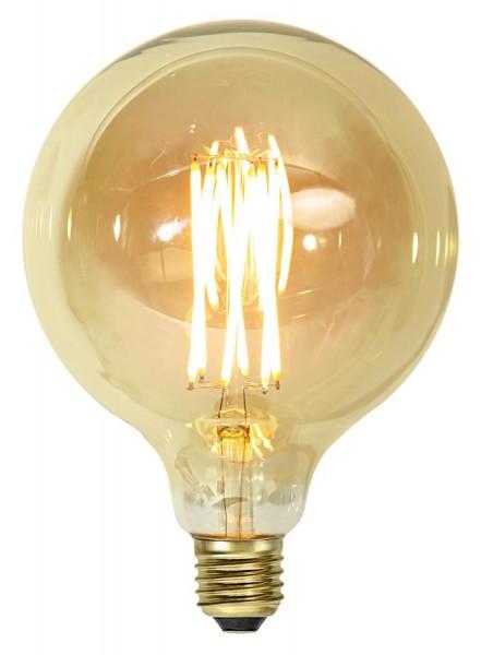 LED DEKO Leuchtmittel VINTAGE G125 - E27 - 3,7W - UWW 1800K - 240lm - dimmbar