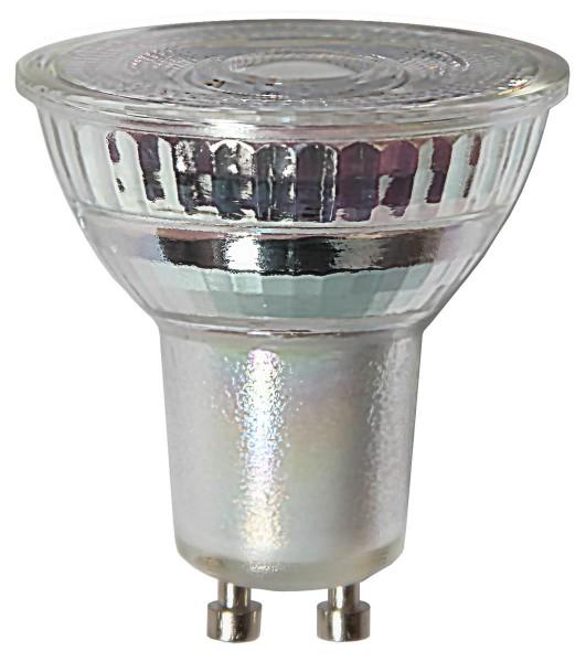 LED SPOT MR16 - 230V - GU10 - 36° - 5,2W - neutralweiss 4000K - 420lm - dimmbar