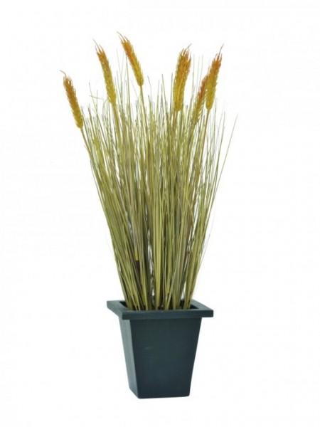 Weizen - erntereif - 0,60m - Kunstpflanze zur Dekoration