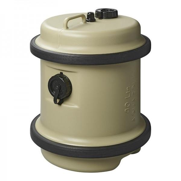 Aquaroll Frischwassertank Rolltank 40L - beige