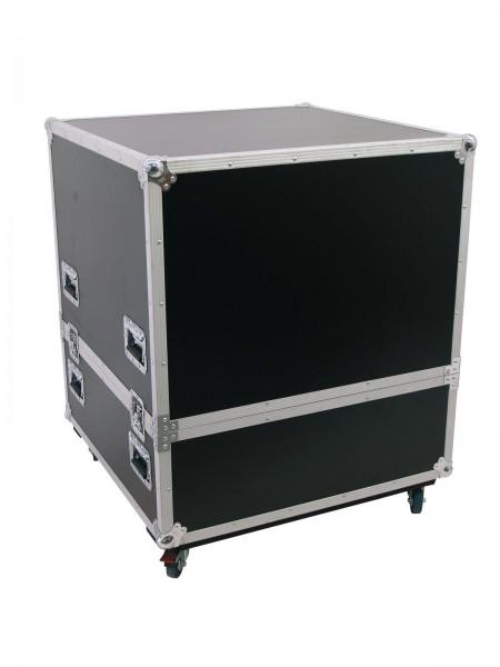 Flightcase Transportcase für 75cm Spiegelkugeln - Roadcase - Transportkiste für Discokugeln