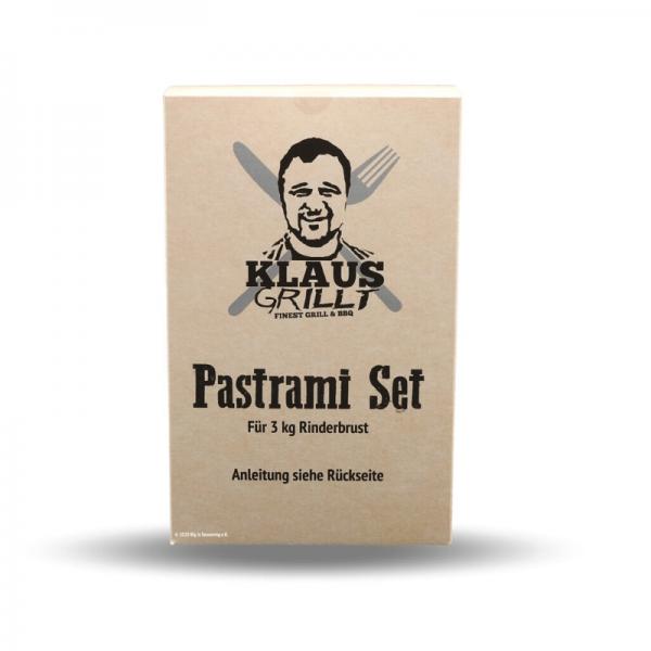 Klaus Grillt Pastrami Set 630g