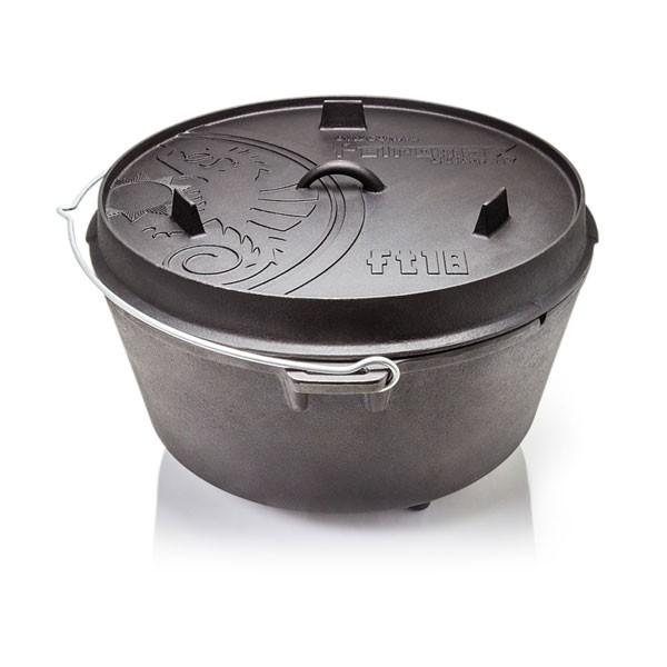 Petromax Dutch Oven ft18 mit Füßen