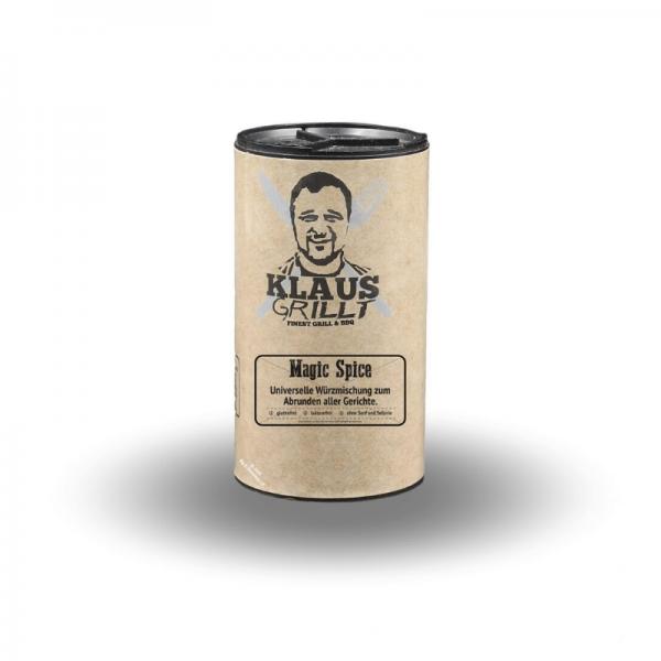Klaus Grillt Magic Spice Rub 120 g Streuer