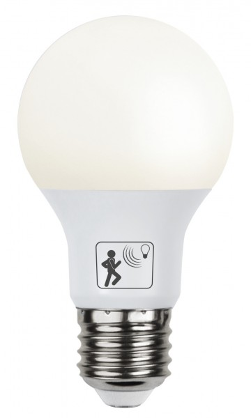 LED Leuchtmittel SMART MOVE SENSOR A60 - E27 - 7W - warmweiss 2700K - 470lm