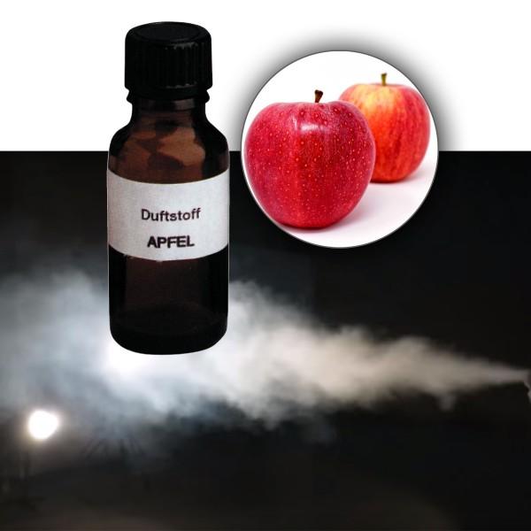 Duftstoff für Nebelfluid APFEL - 20ml Flasche