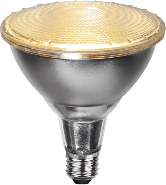 Spotlight PAR 38 LED - E27 - warmweiß - 2700K - IP65 - 60° Abstrahlwinkel - Pressglaskolben