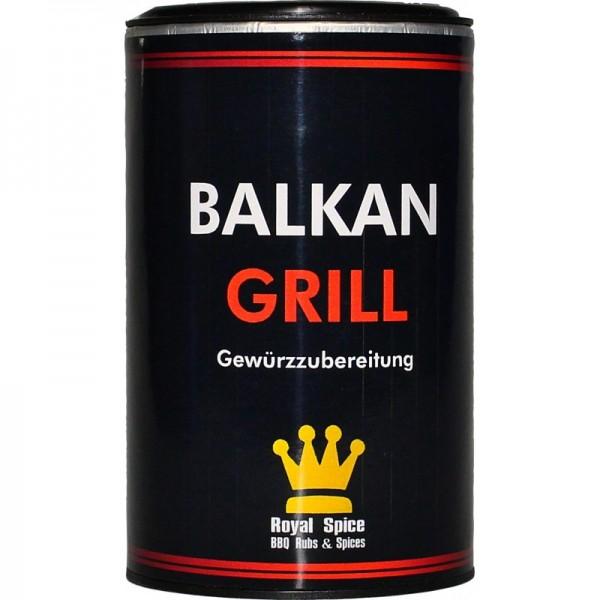 Royal Spice Balkan Grill, 350g Dose