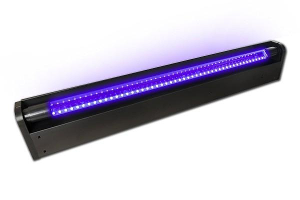 UV Schwarzlicht KomplettSet - Schwarzlichtröhre 60cm mit Fassung - Partyset - LED-Röhre mit Schwarzlicht