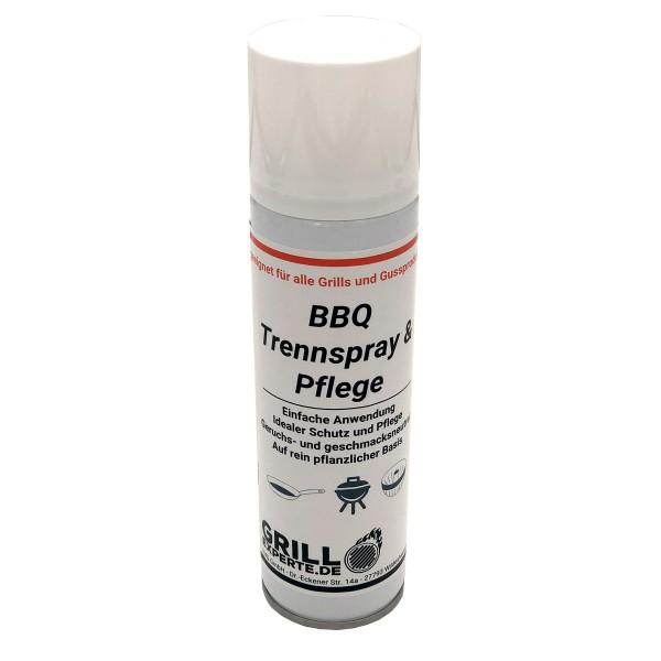 Grillspray - Trennspray für Rost und Plancha - Beste Pflege und gegen Verkrustungen