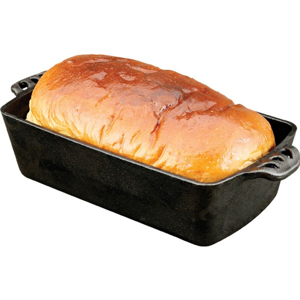 Camp Chef - Cast Iron Bread Pan Gusseiserne Backform
