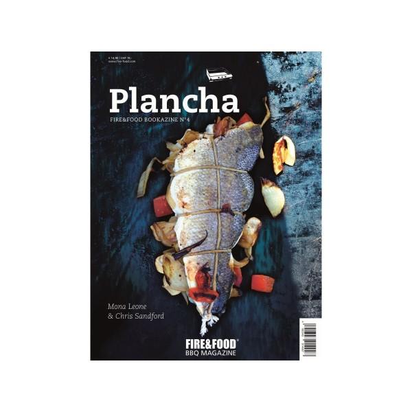PLANCHA - Fire&Food Bookazine - Grillen auf der Plancha - 118 Seiten
