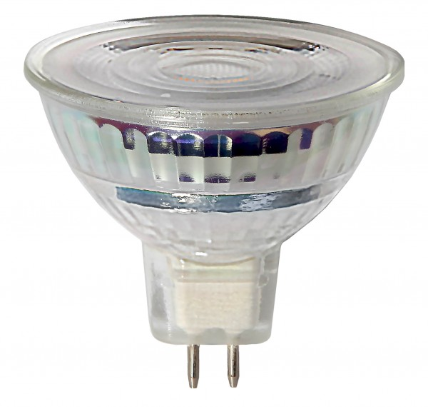LED SPOT MR16 - 12V - GU5,3 - 36° - 5,2W - warmweiss 2700K - 390lm - dimmbar