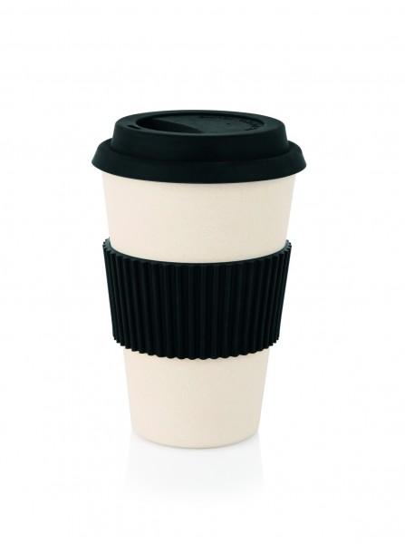 Kaffeebecher 2Go - umweltfreundlicher Becher aus Bambus