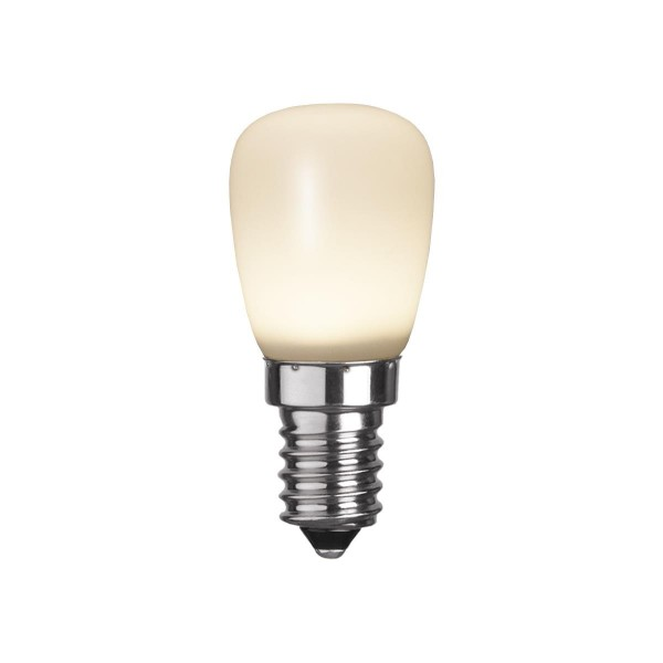 LED Leuchtmittel DEKOLED ST26 weiss- E14 - 0,9W - warmweiss 2600K - 17lm