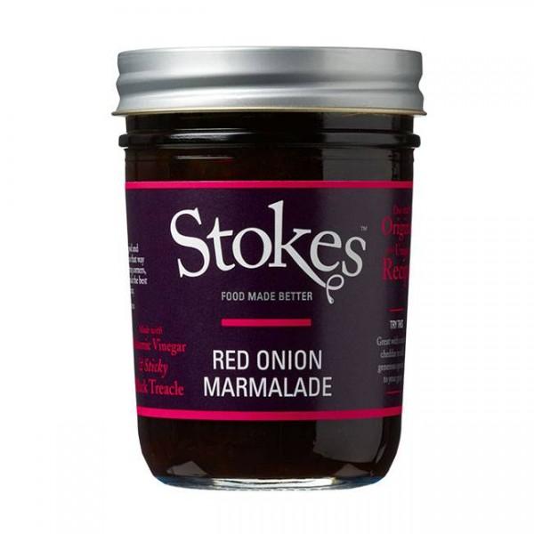 Stokes Red Onion Marmalade 265 g fruchtig-süßer Geschmack
