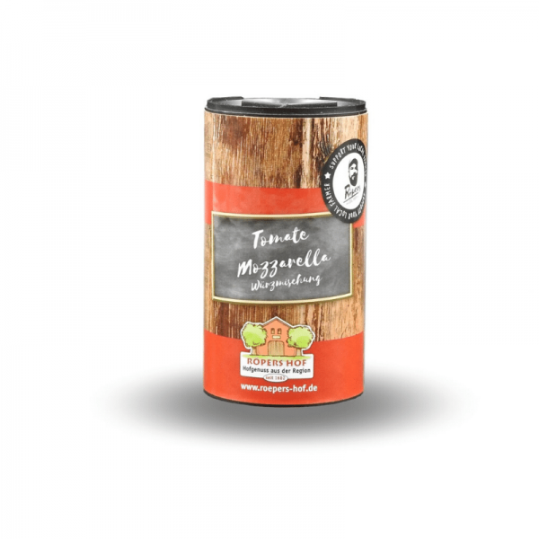 Röpers Hof Tomate Mozzarella - 100g Streuer