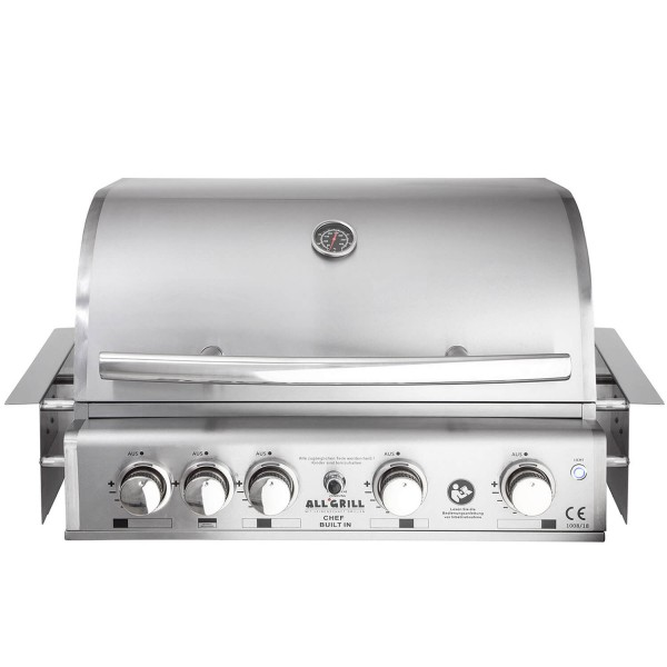 ALL'GRILL TOP-LINE - ALL'GRILL CHEF L - BUILT-IN mit Air System