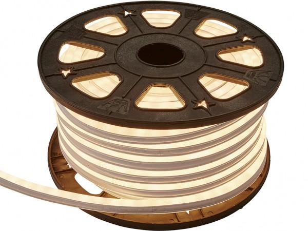 LED-NEON-Lichtschlauch | Zweiseitig | Outdoor | 1800 LED | 30m | Warmweiß
