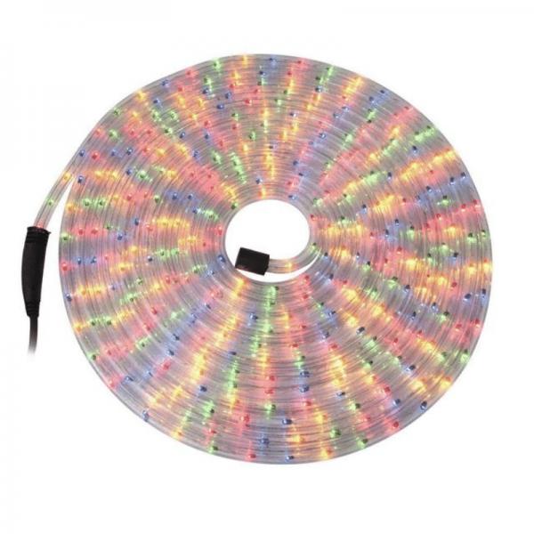 RUBBERLIGHT Lichtschlauch - Outdoor - RL1 - 324 Lampen - 9,00m - anschlussfertig - mehrfarbig
