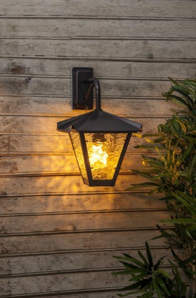 Flame Lamp Gravity - Flammensimulation mit LED - Flackernde Flammen - E27 - warmweiss