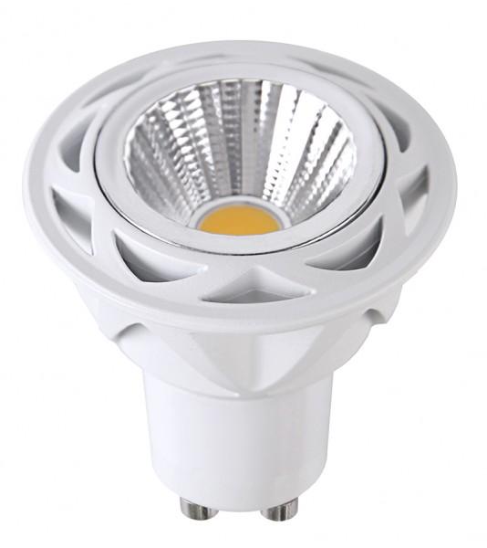 LED SPOT COB MR16 - 230V - GU10 - 36° - 5,5W - warmweiss 2700K - 350lm - dimmbar