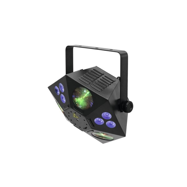 LED Penta FX Hybrid Lasereffekt