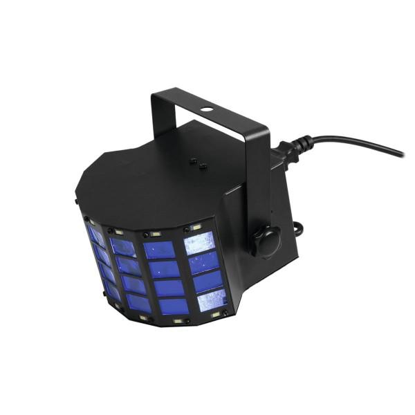 PARTY Strahleneffekt - bewegte Show mit Stroboskopeffekt - Automatikbetrieb - Mini D-6