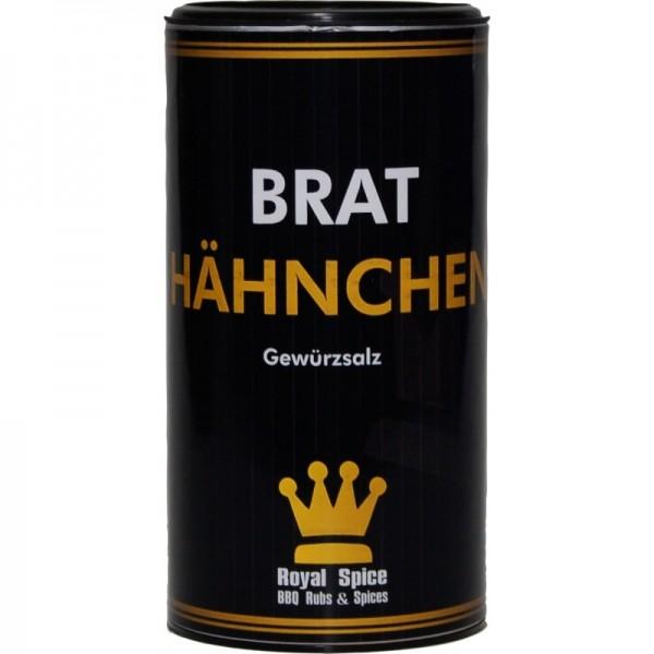 Royal Spice Brathähnchen, Grill und Brathähnchen Exquisit, 400g Dose