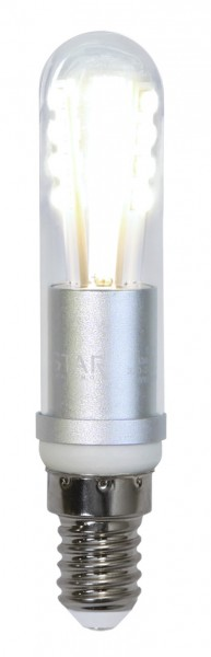 LED CAPlampe CRYSTAL T20 - 3W - E14 - warmweiss 2700K - 220lm - dimmbar