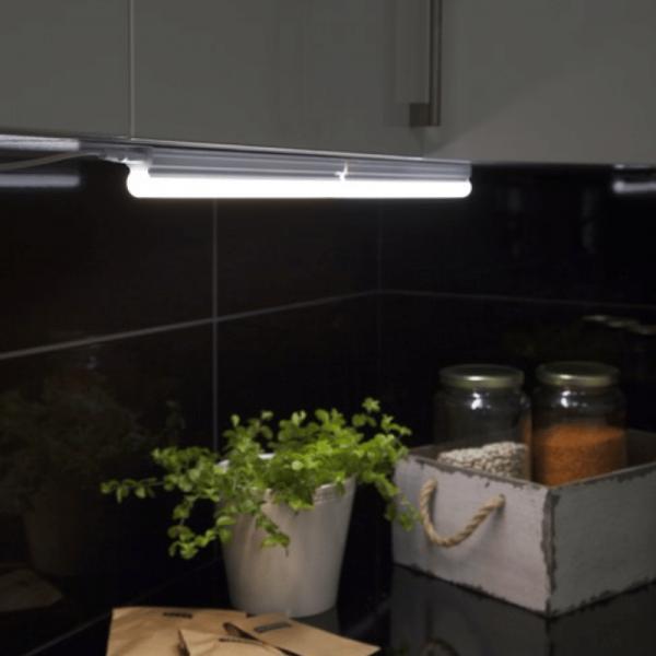 Illumination LED, S14d /300, A++ - A ca.3000 K, 80 Ra, 320 Lm, ca. 31 x 3,6 cm, 230 V / 4 W 1 Sock