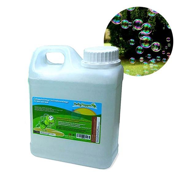 Seifenblasenlauge 1 Liter - Qualitätsfluid für beste Ergebnisse