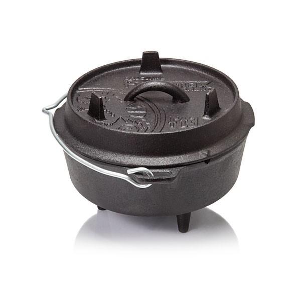 Petromax Dutch Oven ft3 mit Füßen