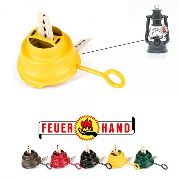 Farbiger Brenner (gelb) für Feuerhand 276 Sturmlaterne (auch für FH 275)