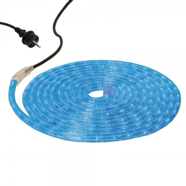 Lichtschlauch ROPELIGHT FLEX LED | Outdoor | 216 LED | 6,00m | blau
