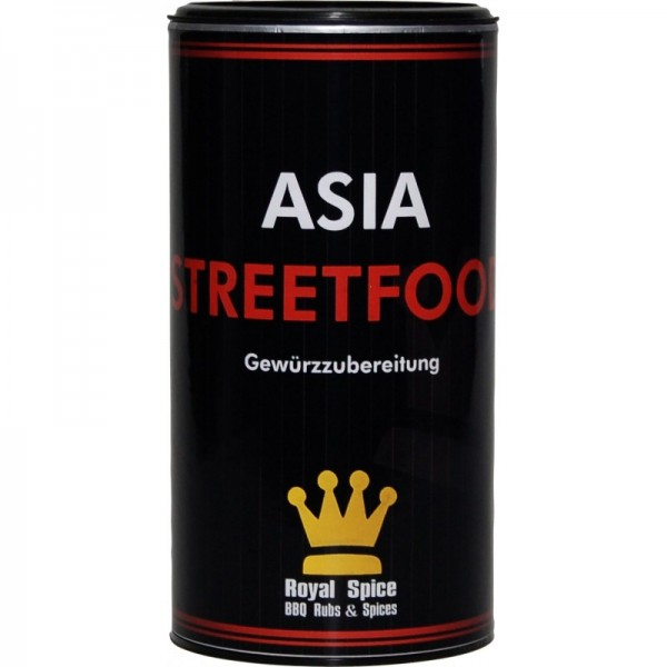 Royal Spice Asia Sreetfood 350g Streuer