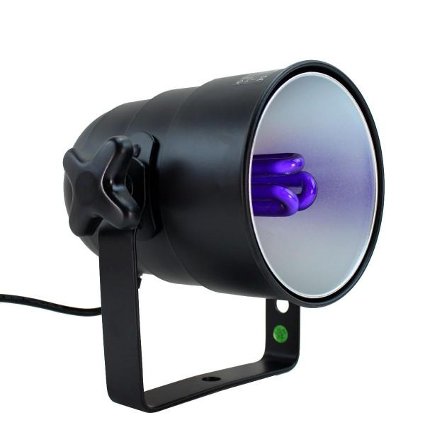 UV Fluter E27 Energiesparlampe - Schwarzlicht Lampe für Partys und dekoration