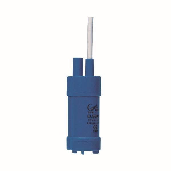 Tauchpumpe COMET ELEGANT - 12V - 2,2A - 5,5m max - 10l/min - 0,55bar max