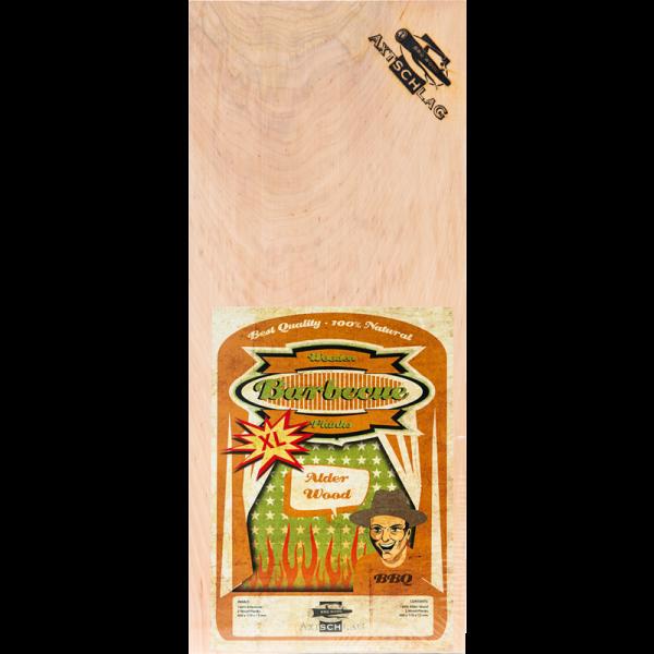 Axtschlag Adler Erle XL Wood Planks Grillbretter
