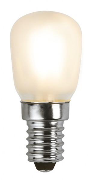 LED Leuchtmittel FILA ST26 - E14 - 1,3W - warmweiss 2700K - 90lm - gefrostet