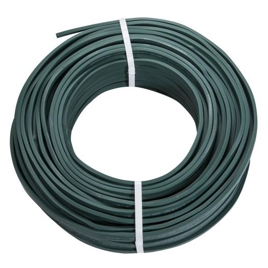 Illu Zubehör - Kabel ohne Fassungen grün - H05RN-H2-F 2 x 1,5mm² - 50m Rolle - DRAKAFLEX