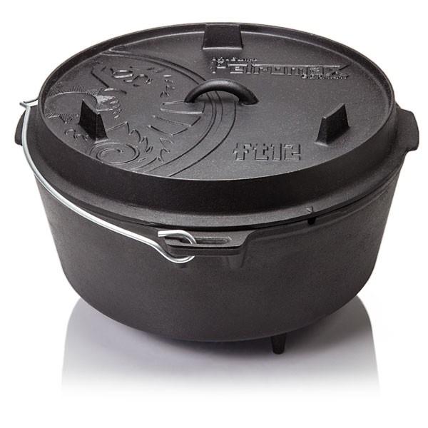 Petromax Dutch Oven ft12 mit Füßen