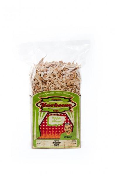 Axtschlag Apple-Apfel Räucher Chips 1 kg